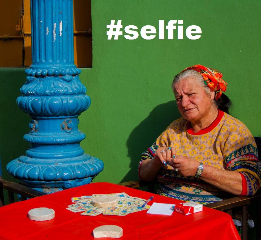 selfie zenata