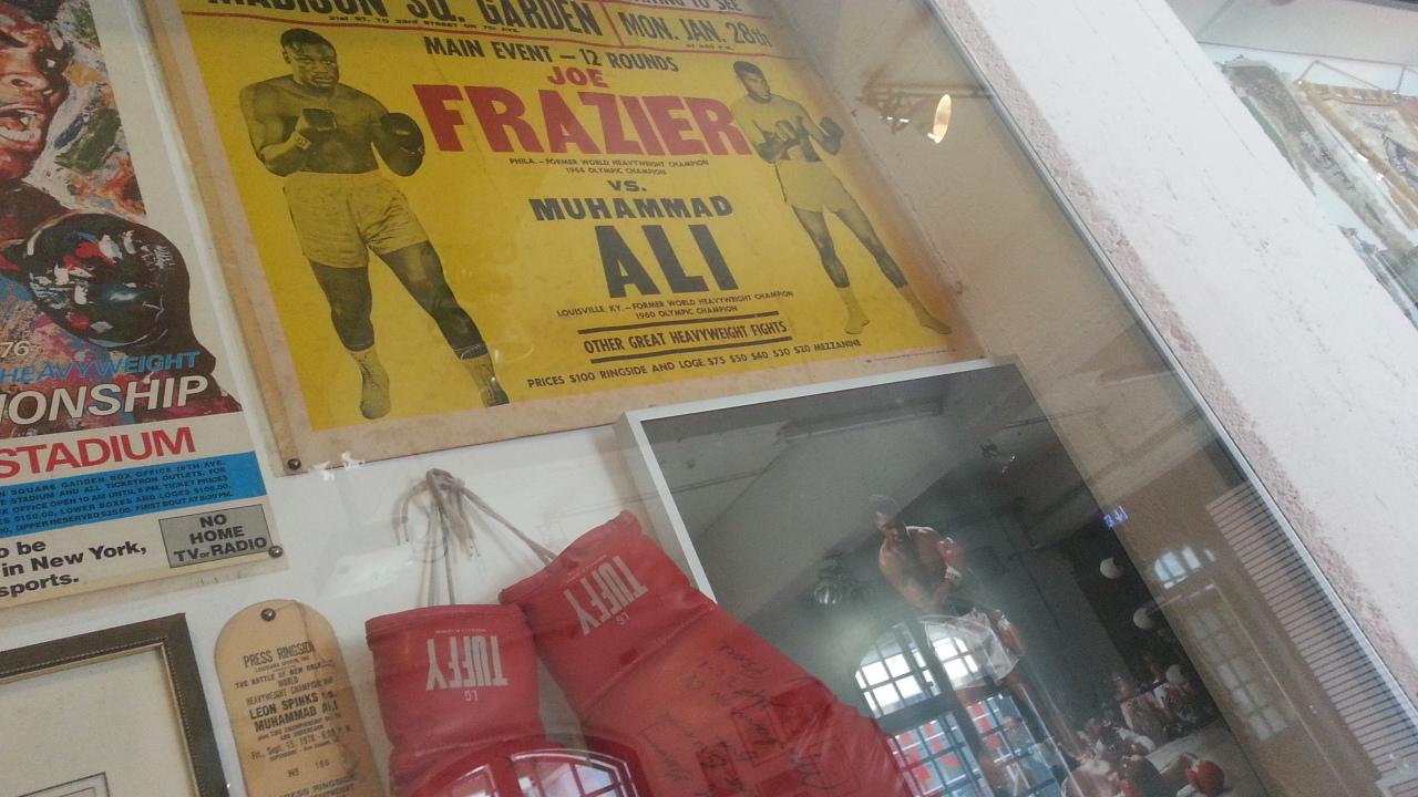 potpisani rakavici Ali